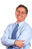 μπλε δεσμός χαμόγελου π&om στοκ φωτογραφία με δικαίωμα ελεύθερης χρήσης