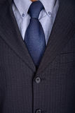 μπλε δεσμός Στοκ φωτογραφίες με δικαίωμα ελεύθερης χρήσης