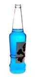 μπλε δηλητήριο Στοκ φωτογραφίες με δικαίωμα ελεύθερης χρήσης