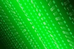 μπλε διάστημα στοιχείων Στοκ φωτογραφία με δικαίωμα ελεύθερης χρήσης