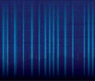 Μπλε δυαδικού κώδικα ελεύθερη απεικόνιση δικαιώματος