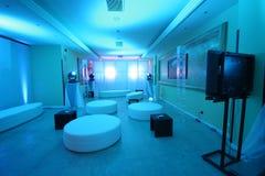 μπλε δωμάτιο Στοκ Εικόνα