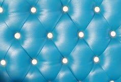 Μπλε εκλεκτής ποιότητας έδρα Στοκ Εικόνες
