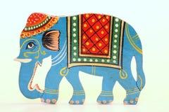 μπλε ελέφαντας Στοκ Εικόνες