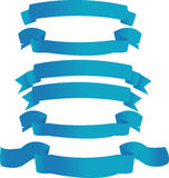 μπλε εμβλημάτων ελεύθερη απεικόνιση δικαιώματος