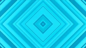 Μπλε εταιρικό υπόβαθρο γραμμών Στοκ φωτογραφίες με δικαίωμα ελεύθερης χρήσης