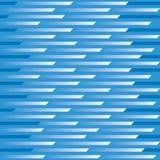 μπλε ζουμ προτύπων Στοκ Εικόνα