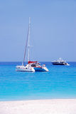 μπλε θάλασσα Ζάκυνθος navagio στοκ εικόνες με δικαίωμα ελεύθερης χρήσης