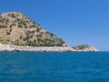 μπλε θάλασσα στοκ εικόνες με δικαίωμα ελεύθερης χρήσης
