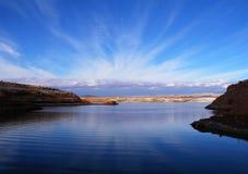 μπλε ΙΙ ουρανός Στοκ Εικόνα