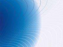 μπλε Ιστός διανυσματική απεικόνιση