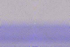 Μπλε κίτρινος διαστιγμένος ημίτονος Οριζόντια γύρω από διαστιγμένη κλίση Διανυσματικό υπόβαθρο ημίτονων Στοκ εικόνες με δικαίωμα ελεύθερης χρήσης