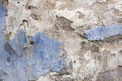 Μπλε και άσπρη ραγισμένη σύσταση υποβάθρου στοκ φωτογραφίες με δικαίωμα ελεύθερης χρήσης