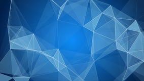 Μπλε και άσπρος Ιστός, 4K απεικόνιση αποθεμάτων