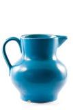 μπλε κανάτα Στοκ Εικόνα