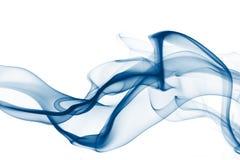 μπλε καπνός Στοκ Εικόνα