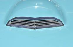 μπλε καπό Στοκ φωτογραφία με δικαίωμα ελεύθερης χρήσης