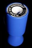μπλε κασσίτερος συλλ&omicr Στοκ φωτογραφία με δικαίωμα ελεύθερης χρήσης