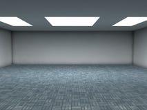 μπλε κεραμίδια δωματίων διανυσματική απεικόνιση
