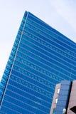 μπλε κλίση Στοκ Φωτογραφία