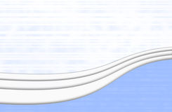 μπλε κομψός Στοκ εικόνες με δικαίωμα ελεύθερης χρήσης