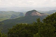 μπλε κορυφογραμμή βουνώ&n στοκ φωτογραφίες