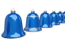 μπλε κουδουνιών Στοκ Εικόνες
