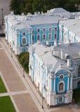 μπλε κτήρια Στοκ φωτογραφία με δικαίωμα ελεύθερης χρήσης