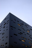 μπλε κτήριο Στοκ Εικόνες