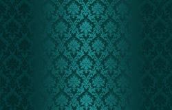 μπλε κυανή σύσταση πολυτέλειας Στοκ Εικόνες
