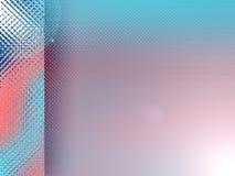 μπλε κόκκινο ανασκόπησης Στοκ Εικόνα