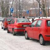 μπλε κόκκινο λευκό Στοκ εικόνες με δικαίωμα ελεύθερης χρήσης