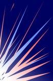 μπλε κόκκινο λευκό διανυσματική απεικόνιση