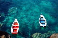 μπλε κόκκινο Στοκ φωτογραφία με δικαίωμα ελεύθερης χρήσης