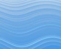 μπλε κύματα ανασκόπησης Στοκ φωτογραφία με δικαίωμα ελεύθερης χρήσης