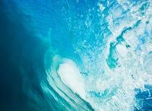μπλε κύμα στοκ εικόνες