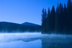 μπλε λίμνη irwin Στοκ φωτογραφίες με δικαίωμα ελεύθερης χρήσης