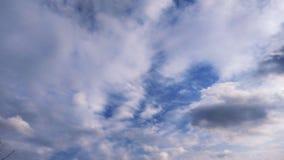 μπλε λευκό ουρανού σύννε Τοπίο και τοπίο Φύση ουρανός desktop ταπετσαρίες στοκ εικόνες με δικαίωμα ελεύθερης χρήσης