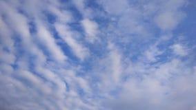 μπλε λευκό ουρανού σύννε Τοπίο και τοπίο Φύση ουρανός desktop ταπετσαρίες στοκ εικόνα
