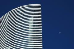 μπλε λευκό Στοκ Εικόνα