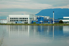 μπλε λευκό Στοκ εικόνα με δικαίωμα ελεύθερης χρήσης