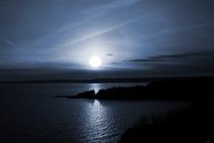 μπλε λυκόφως Στοκ Φωτογραφίες