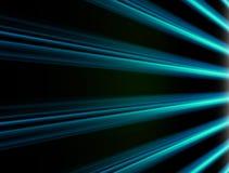 μπλε λωρίδες Στοκ Εικόνα