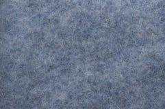 μπλε μαλλί ανασκόπησης Στοκ φωτογραφία με δικαίωμα ελεύθερης χρήσης