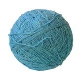 μπλε μαλλί Στοκ εικόνες με δικαίωμα ελεύθερης χρήσης