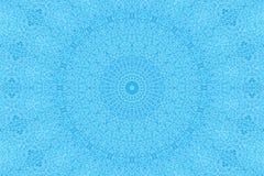 μπλε μαργαριτάρια ανασκόπ& Στοκ Εικόνα