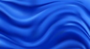 μπλε μετάξι μεσάνυχτων ελεύθερη απεικόνιση δικαιώματος