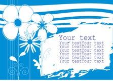 μπλε μονοχρωματικός ανα&sig απεικόνιση αποθεμάτων