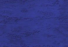 Μπλε ναυτικό άνευ ραφής πετρών σχέδιο υποβάθρου ύφους ασβεστοκονιάματος σύστασης ενετικό Παραδοσιακό ενετικό σιτάρι σύστασης πετρ Στοκ Φωτογραφία
