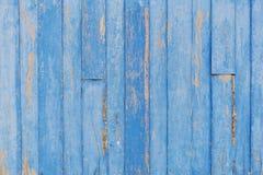 Μπλε ξύλινη ανασκόπηση στοκ φωτογραφία με δικαίωμα ελεύθερης χρήσης